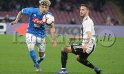 """Malcuit, l'agente: """"Ha sempre fatto bene, ha dimostrato di essere da Napoli. Per 3-4 volte ha fatto la differenza…"""""""