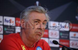 """Ancelotti: """"Sono fuori dal tourbillon delle panchine, non voglio parlare di ruoli per il mercato"""""""