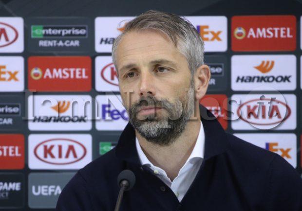 """Salisburgo, Rose: """"Sono dispiaciuto per l'eliminazione, ma contento di aver messo in difficoltà il Napoli"""""""