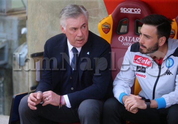 """Ancelotti e il Napoli """"work in progress"""": contro l'Inter un'idea di quello che sarà"""