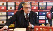 """Genoa, Perinetti: """"Il Napoli è stata la prima squadra a chiederci Piatek"""""""