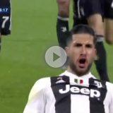 VIDEO – Napoli-Juve 0-2: raddoppio bianconero con Emre Can