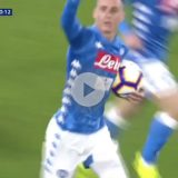 VIDEO – Napoli-Juve 1-2, Callejòn riapre il match