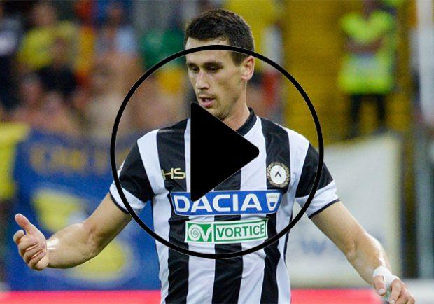VIDEO – Udinese-Napoli, padroni di casa in vantaggio con Lasagna