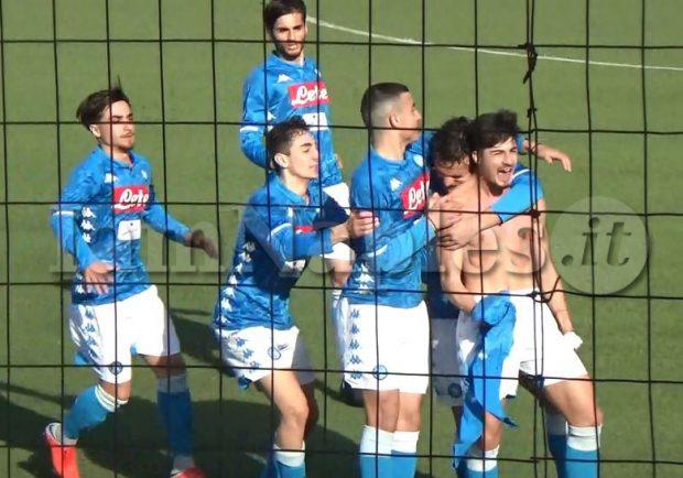 VIDEO IAMNAPLES.IT – Under 17, Napoli-Benevento 3-3: gli highlights del match