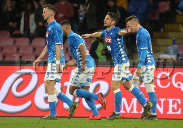 Ufficiale – Napoli-Arsenal non sará trasmessa in chiaro