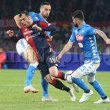 Genoa-Cagliari, le formazioni ufficiali: Maran lancia Cerri al posto di Joao Pedro, Genoa con Pandev in attacco