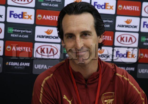 Arsenal, la probabile formazione: 3-4-1-2 con Xhaka