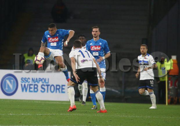 """Il Mattino – Allan uno dei migliori in campo: """"Testa sempre alta a smistare il pallone"""""""