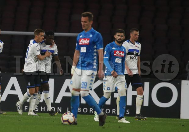 PHOTOGALLEY – Napoli-Atalanta 1-2: ecco gli scatti di IamNaples.it