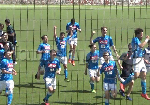 VIDEO IAMNAPLES – Under 15, Napoli-Salernitana 1-0: Gli highlights del match