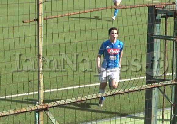VIDEO IAMNAPLES – Under 16, Napoli-Salernitana 3-0: Gli highlights del match