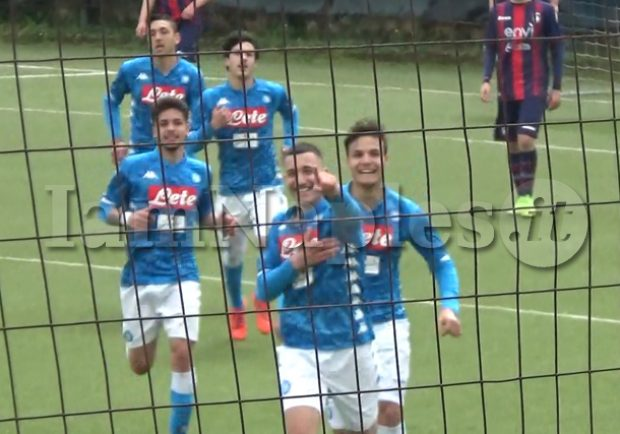 VIDEO IAMNAPLES.IT – Under 17, Napoli-Crotone 1-1: Gli highlights del match