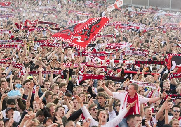 Eredivisie, Ajax campione per la 34^ volta
