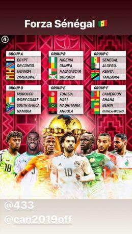 Calendario Coppa Dafrica.Foto Coppa D Africa Koulibaly Carica La Sua Nazionale