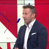 """Del Piero: """"Inter e Lazio quest'anno ed il Napoli in passato mostrano la crescita della Serie A"""""""