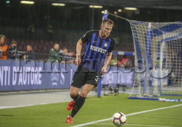 """Inter, Skriniar lancia la sfida a Napoli e Juventus: """"L'obiettivo è lottare per i primi posti, con Conte…"""""""