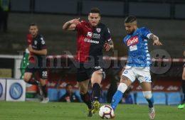 GRAFICO – Napoli-Inter: Mertens verso la panchina, pronti al rientro Insigne e Albiol
