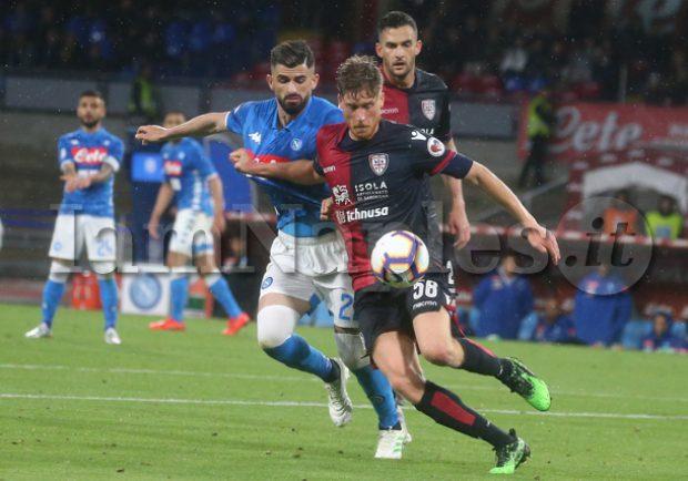 """SSC Napoli, la radio ufficiale: """"Hysaj potrebbe raggiungere Sarri se dovesse andare alla Roma"""""""