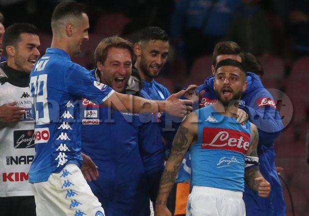 GdS – Insigne ancora out per la sfida con l'Inter per problemi muscolari: i dettagli