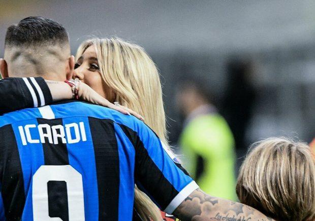 GdS – Marotta e l'assist a De Laurentiis sul caso Icardi: pronto un ingaggio da top e un bonus scudetto milionario per l'attaccante