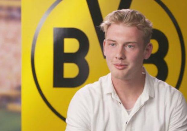 Borussia Dortmund, ufficiale l'acquisto di Julian Brandt