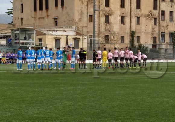 RILEGGI IL LIVE – Under 15, Palermo-Napoli 0-0. Napoli vicinissimo al gol in più di un'occasione