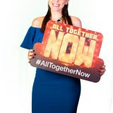 """""""All together now"""", la cantautrice Lucya Allocca giudice su Canale 5"""