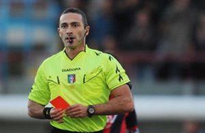 Serie A, gli arbitri della 38^ giornata: Bologna-Napoli a Di Paolo, Manganiello al VAR