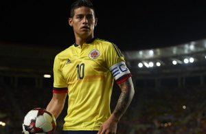 """Dalla Spagna: """"James ha la priorità di giocare nel Napoli. I due club a lavoro per trovare l'accordo"""""""