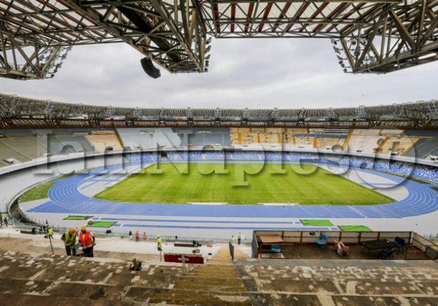 Il Mattino – Attesa per la convenzione del San Paolo, il messaggio di Ancelotti farà saltare tutto?