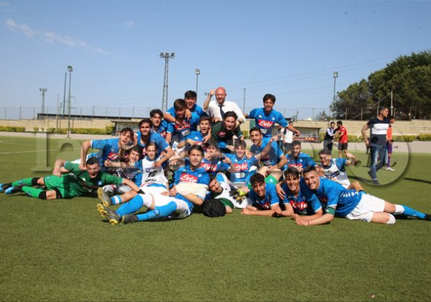 Under 17, Trofeo Nereo Rocco: debutto vincente del Napoli contro il Pordenone