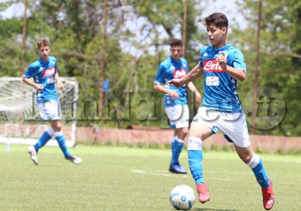 RILEGGI IL LIVE – Final Four Under 15: Napoli-Roma 0-2 (6′, 11′ Pagano), gli azzurrini escono in semifinale