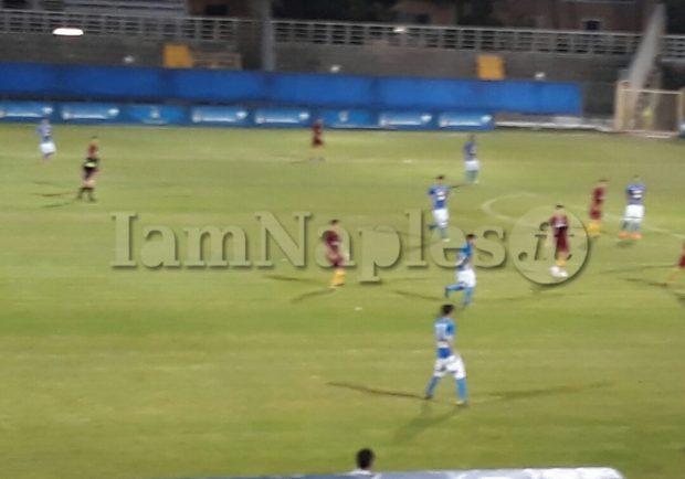 FOTO IAMNAPLES – Final Four Under 17, Roma-Napoli 2-1, alcuni scatti del match