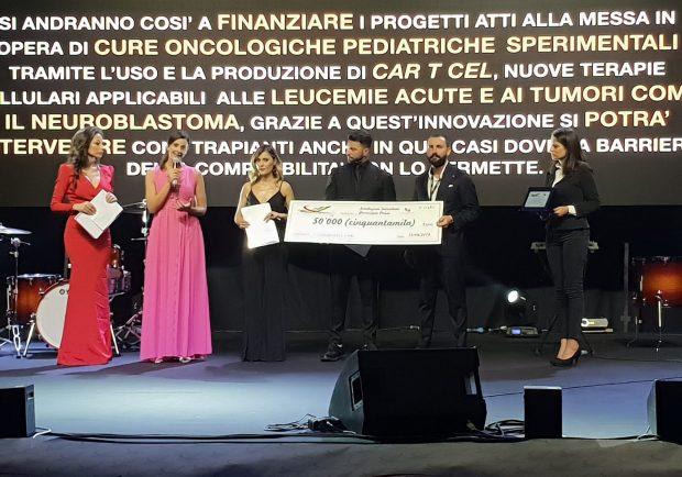"""Napoli: successo strepitoso per """"Love your energy"""", la serata organizzata dalla Five Italia Group"""