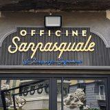 """Vincenzo Capuano apre """"Officine Sanpasquale"""""""