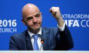 """ANSA – FIFA, Infantino elogia quattro club calabresi: """"Grande senso di solidarietà"""""""