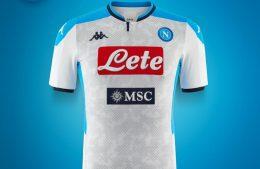 FOTO – Ssc Napoli, svelate la seconda e la terza maglia per la nuova stagione