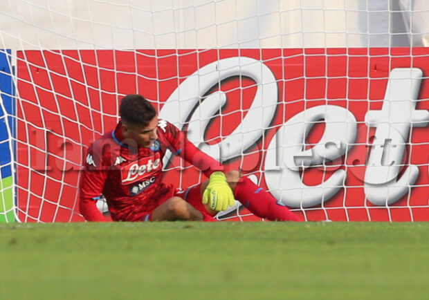 """Meret: """"Auguro a Llorente di fare tanti gol, siamo un gruppo giovani e avere uno come lui ci farà bene"""""""