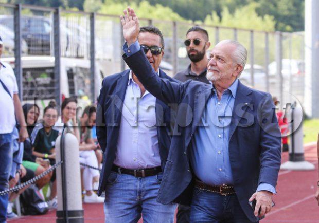 De Laurentiis rientra in Italia: qual è il suo programma? La stagione interessa ancora?
