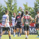 """SKY, Modugno: """"Questo Napoli ha tante soluzioni ed esprime un bel calcio"""""""