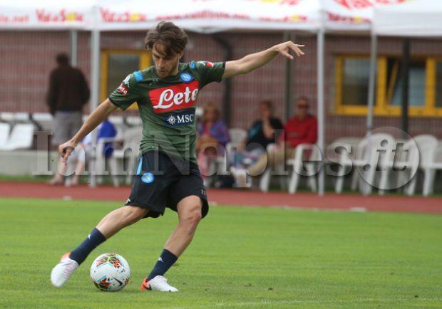 """Pescara, Palmiero: """"Al Napoli serve un regista? Non mi hanno ritenuto pronto"""""""
