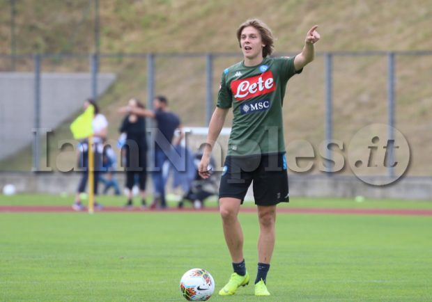 Serie C, Feralpisalò-Cesena 2-2: Zerbin sostituito al 67′