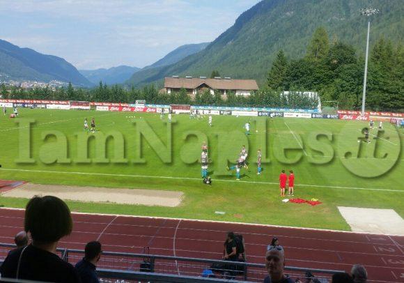 LIVE – Napoli-Feralpisalò 1-0 (5′ Manolas): concluso il primo tempo