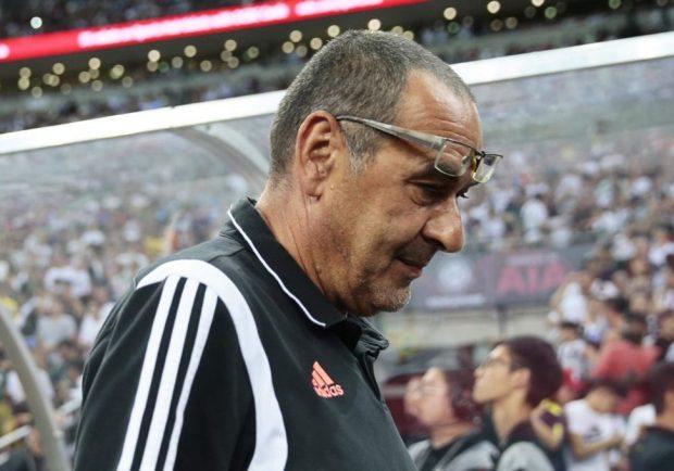 """Juve, Sarri: """"Dobbiamo tagliar fuori sei giocatori, situazione difficile e imbarazzante"""""""