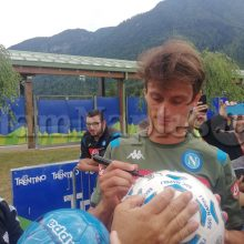 """Parma, Inglese: """"Tanti club mi volevano, ma volevo tornare. Qui sono felice, voglio ripagare lo sforzo fatto…"""""""