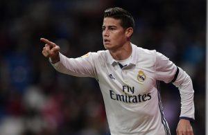 UFFICIALE – Real Madrid-Valladolid: l'obiettivo azzurro James in campo dal 1′