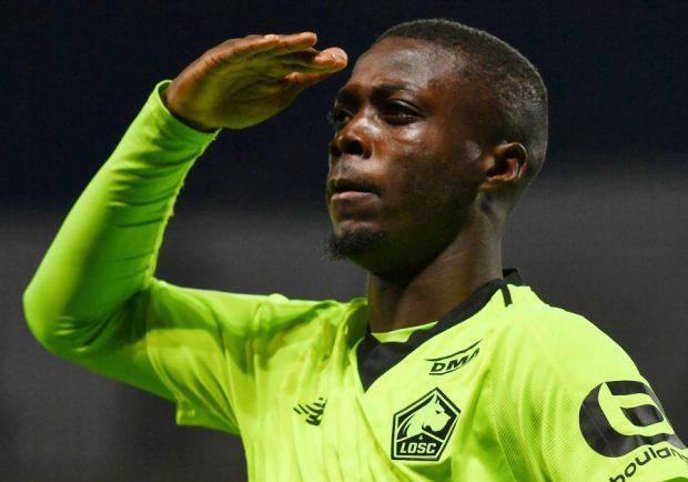 "Nicolas PéPé: il nuovo ""crack"" del calcio europeo"