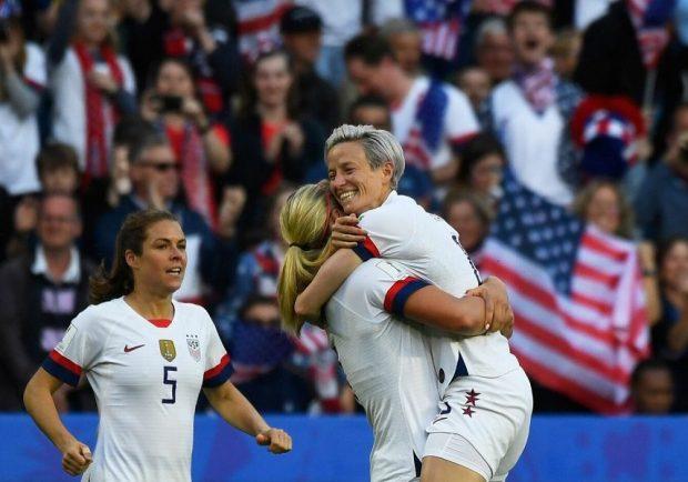 Mondiale femminile, USA-Olanda 2-0: le ragazze di Ellis si confermano campionesse anche in Francia