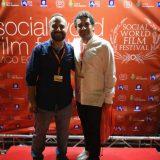 """BELLAFRONTE miglior corto sezione """"Focus"""" del Social World Film Festival"""
